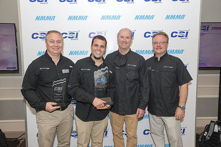 Cover image for the post NMMA Recognizes Sportsman Boats as a 2019 Marine Industry Customer Satisfaction Index Award Recipient