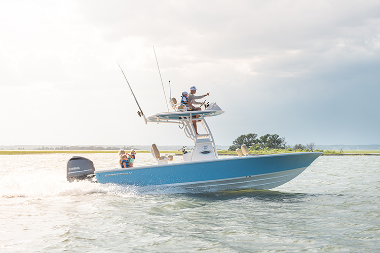 Cover image for the post The Best Selling 24' Bay Boat – Sportsman Masters 247 Bay Boat