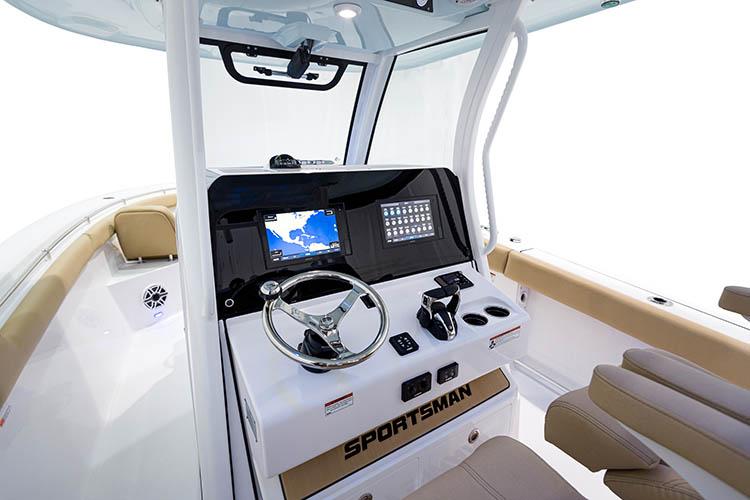 Photo of Seastar Maximus Digital Switching.