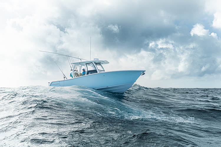 Cover image for the post Our 5 Favorite Features of The All-New Open 302 Center Console