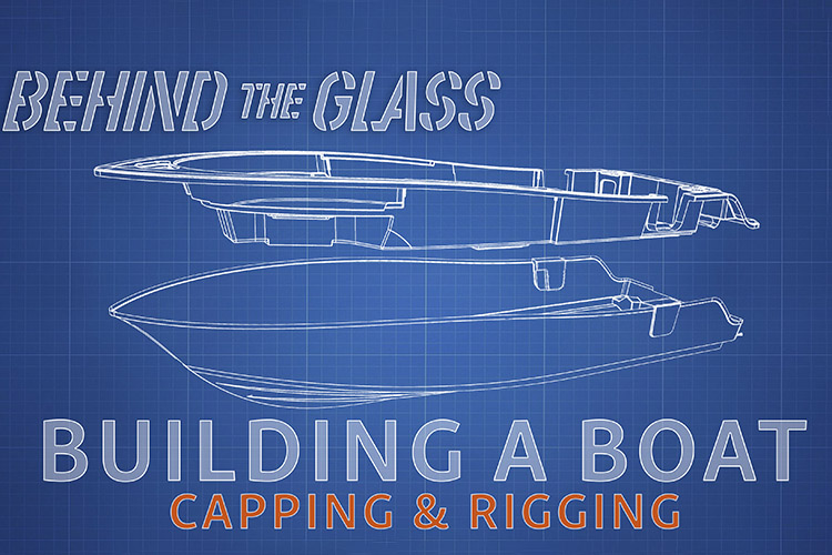 Cover image for the post Behind the Glass - S1E05 - Rigging and Capping