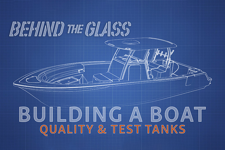 Cover image for the post Behind the Glass - S1E09 - QC & Test Tanks