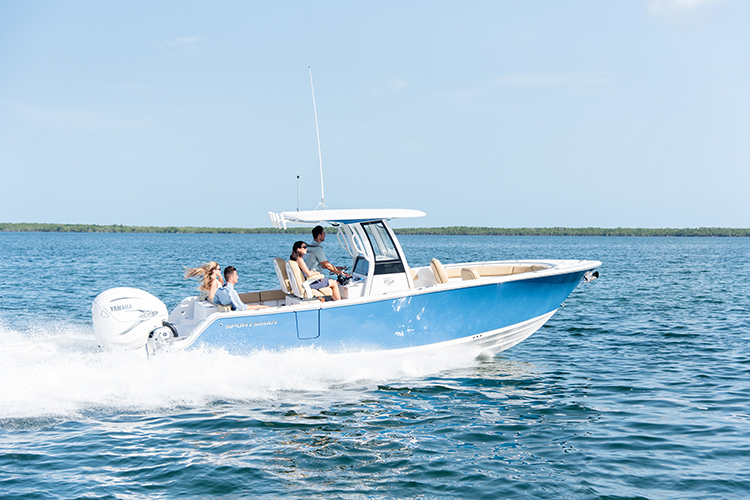 Cover image for the post Sportsman Boats Debuts New 2022 Model Year Heritage Series
