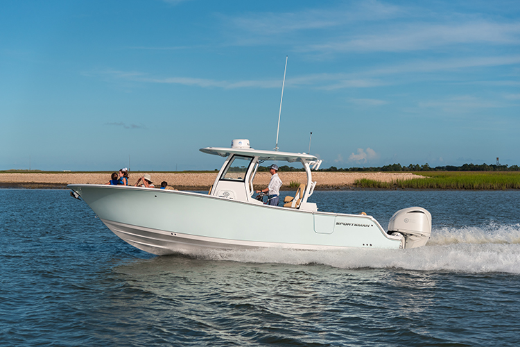 Cover image for the post Sportsman Boats Debuts New 2022 Model Year Open Series