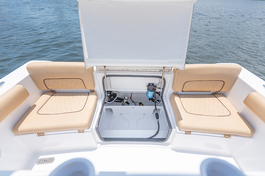 Cover image for the post How To Clean Your Bilge Compartment