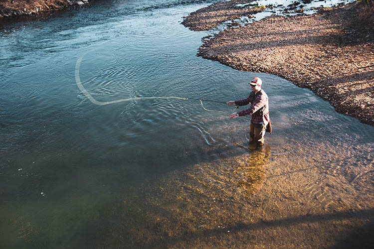 Cover image for the post What is fly fishing?