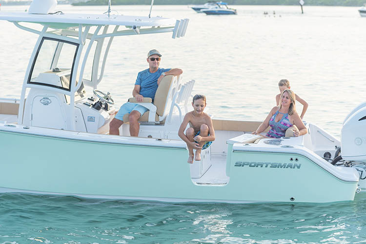 Cover image for the post Can My Kids Drive My Boat?