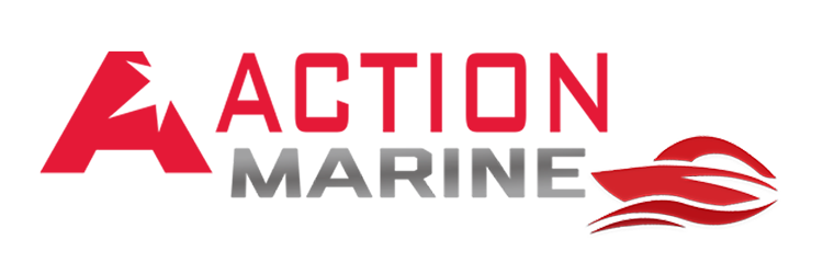 Logo for Action Marine