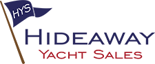 Logo for Hideaway Yacht Sales