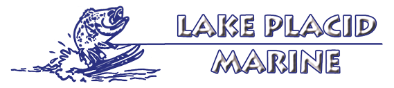 Logo for Lake Placid Marine