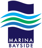 Logo for Marina Bayside