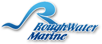 Logo for RoughWater Marine