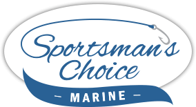 Logo for Sportsman's Choice Marine