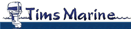 Logo for Tim's Marine