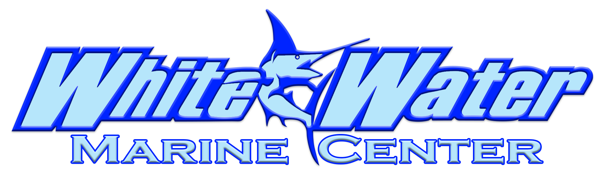 Logo for White Water Boats