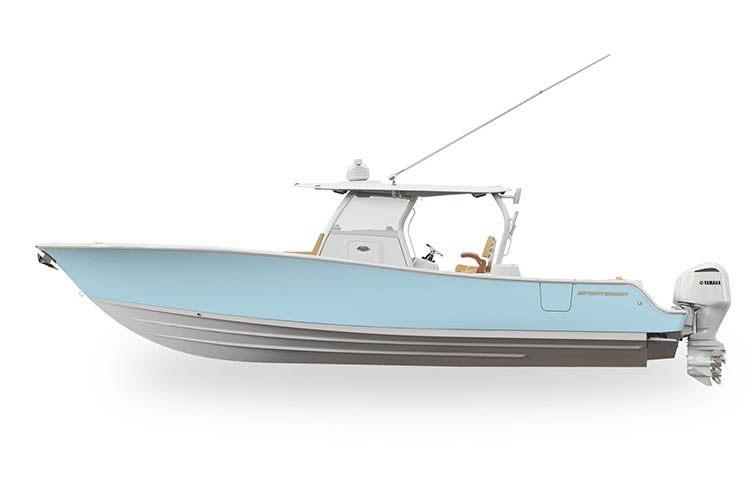 Image for Open 352 Center Console