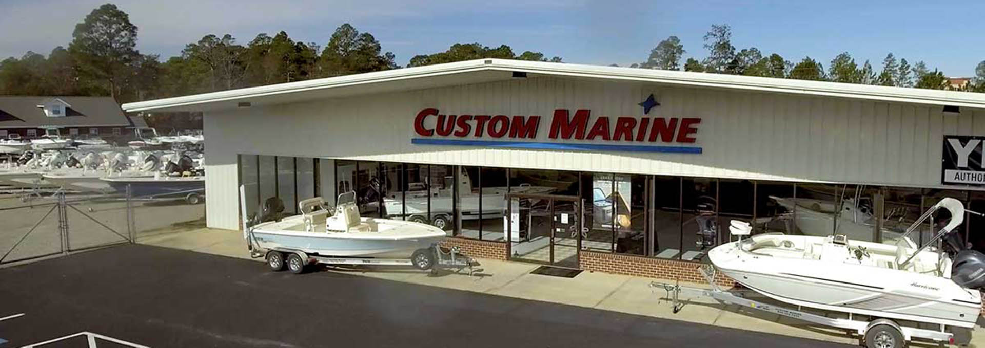 Store front image for the dealership located at Statesboro, GA
