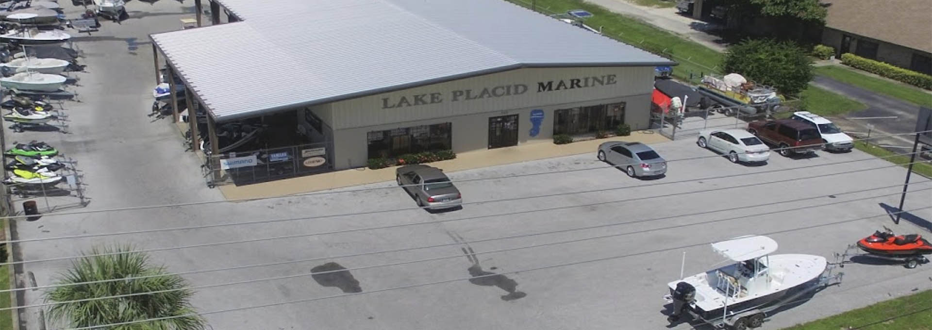 Store front image for the dealership located at Lake Placid, FL