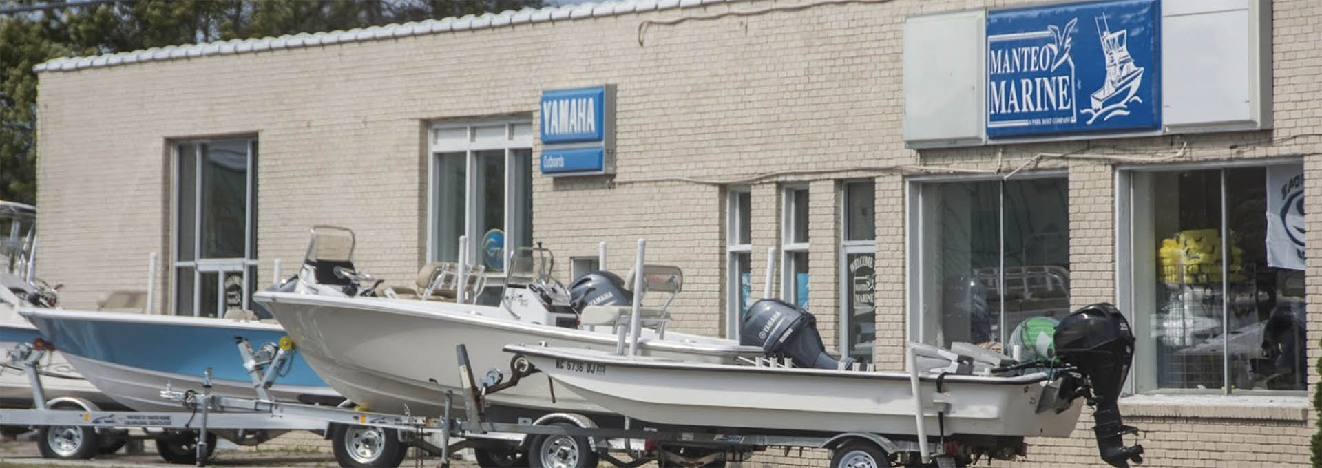 Store front image for the dealership located at Manteo, NC