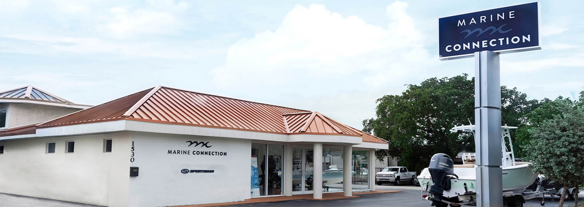 Store front image for the dealership located at Vero Beach, FL