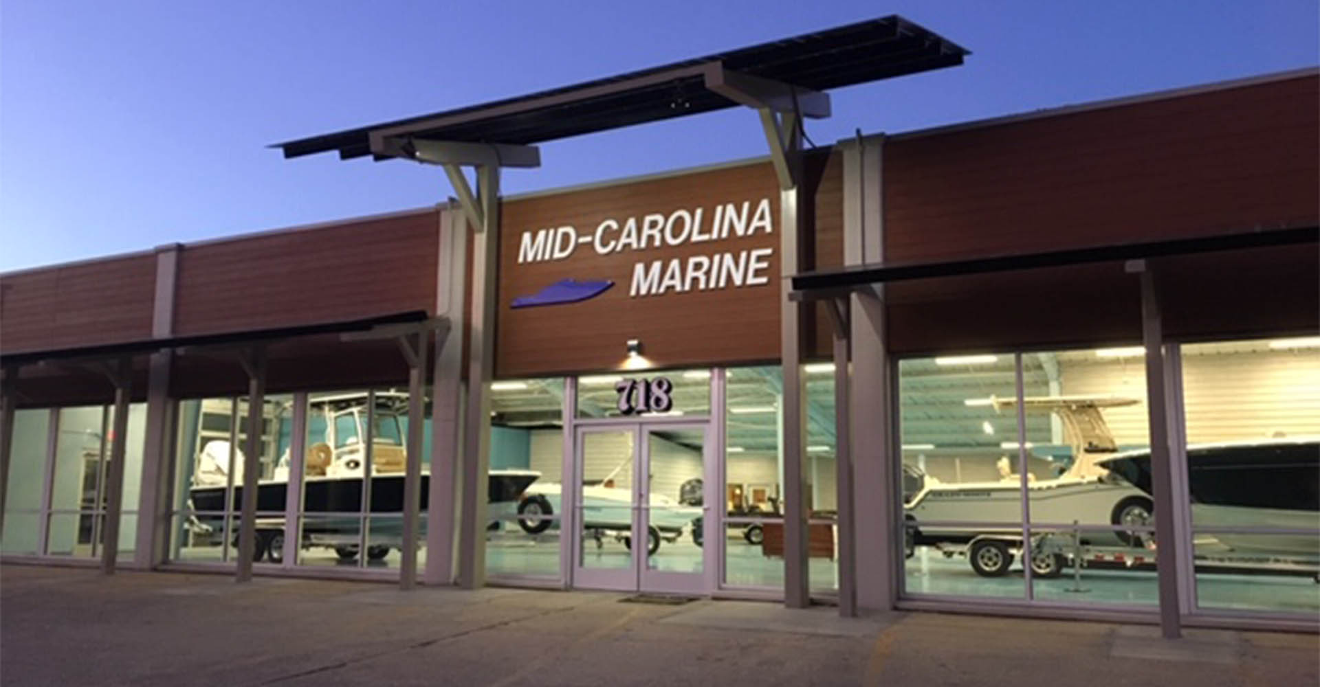 Store front image for the dealership located at West Columbia, SC