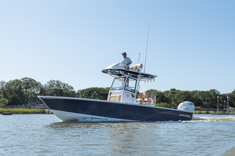 2020 Masters 267 Bay Boat