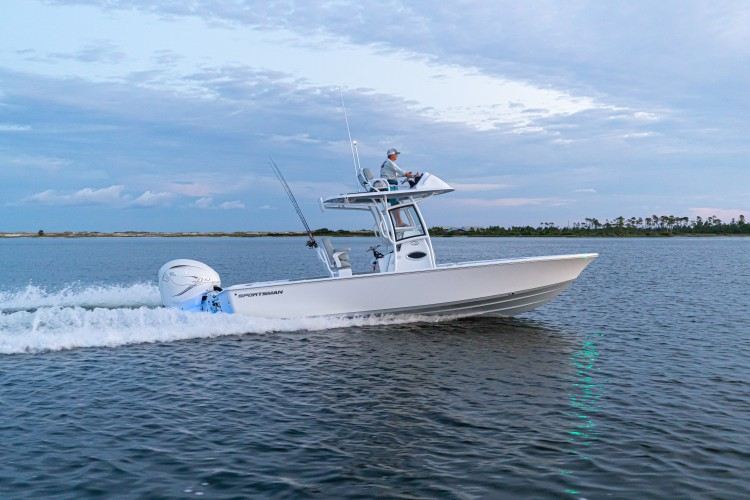 2020 Masters 267OE Bay Boat Fishing Alabama