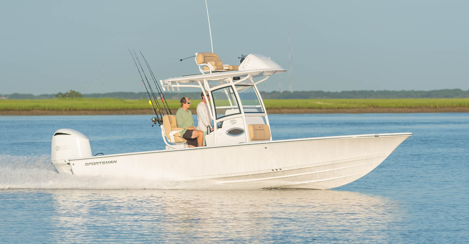 Masters Bay Boat Overview | Sportsman Boats