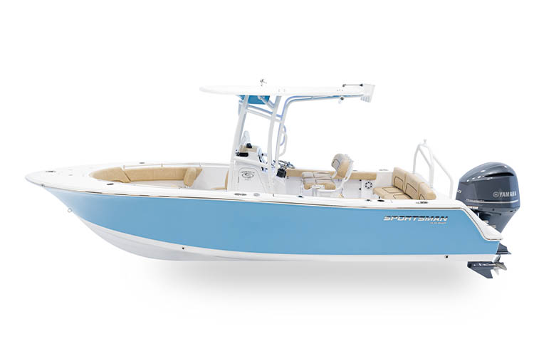 Image for Heritage 231 Center Console