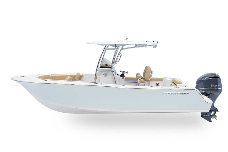 Image for Open 242 Center Console