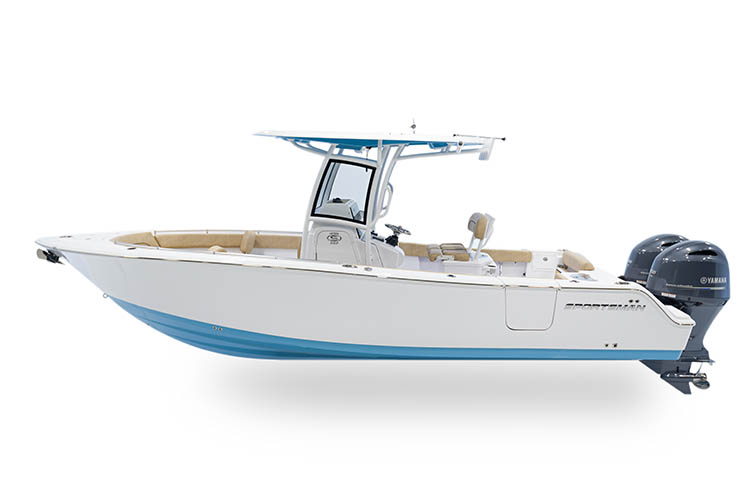 Image for Open 252 Center Console