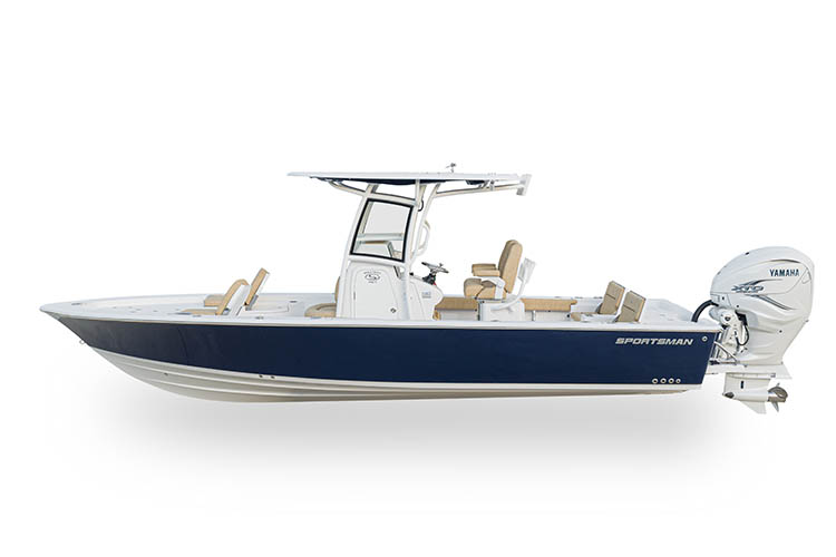Image for Masters 267 Bay Boat