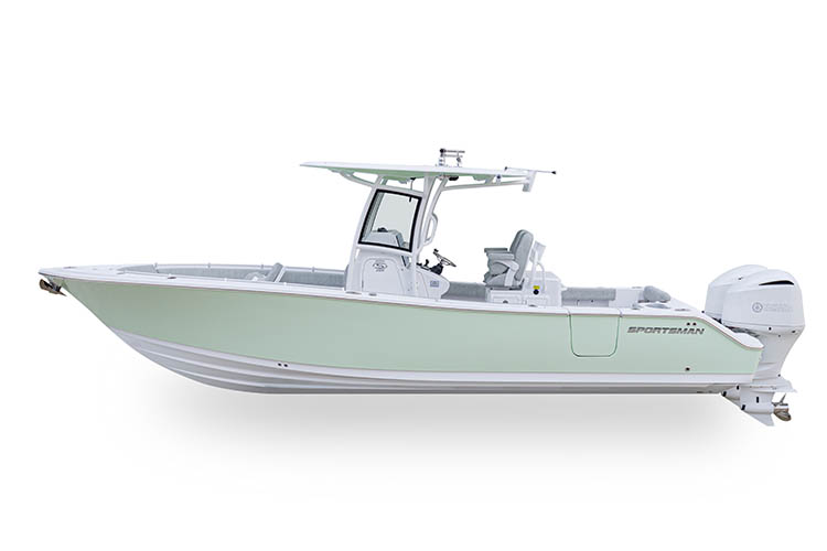 Image for Open 282 Center Console