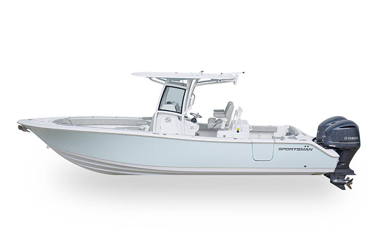 Image for Open 282TE Center Console