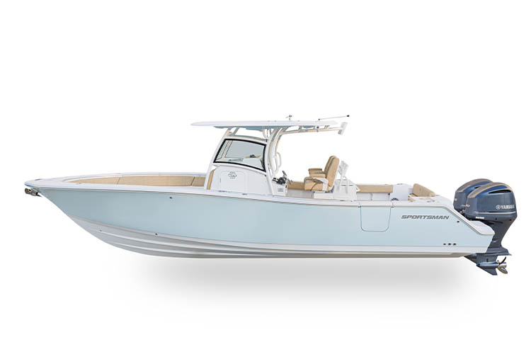 Image for Open 312 Center Console