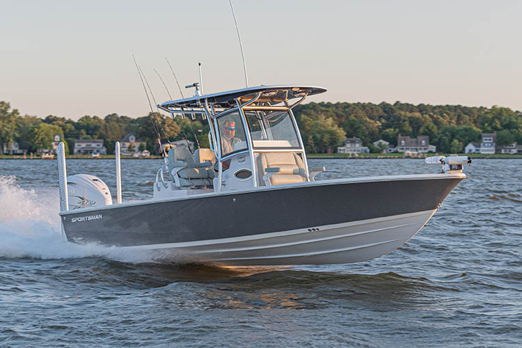 Image for Masters 267OE Bay Boat