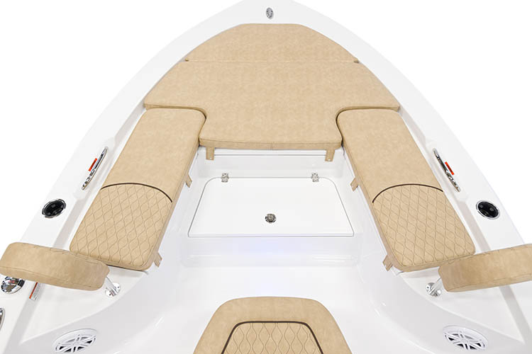 Detail image of Bow Cushion Set / Sundeck