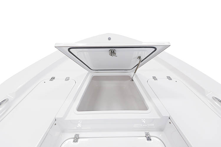 Detail image of Large Bow Fish Box