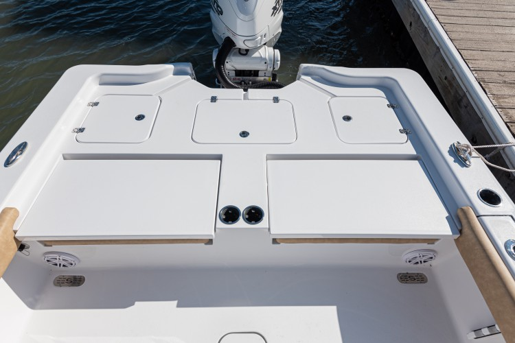 Detail image of Rear Deck