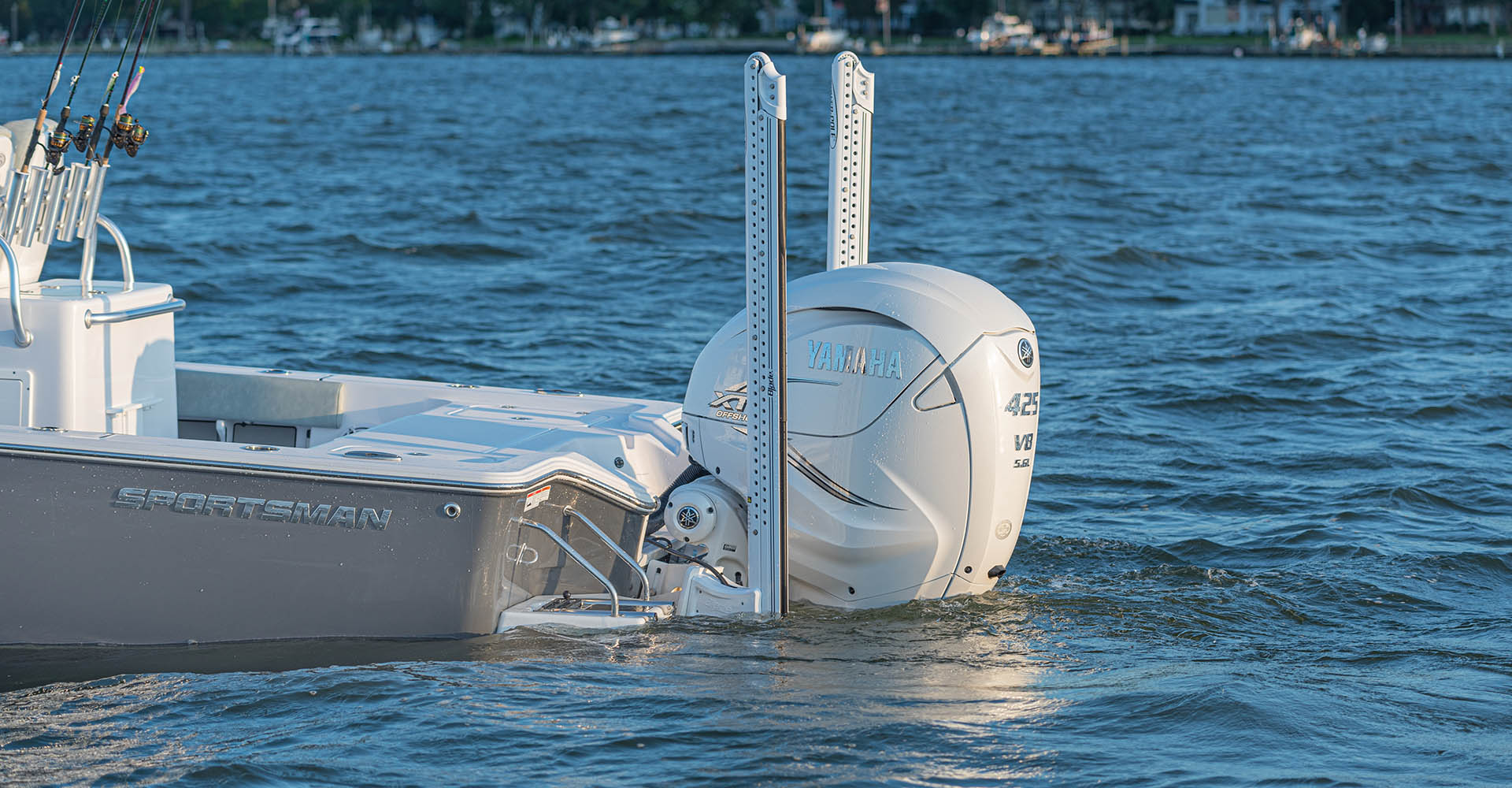 Main image of the Masters 267OE Bay Boat.