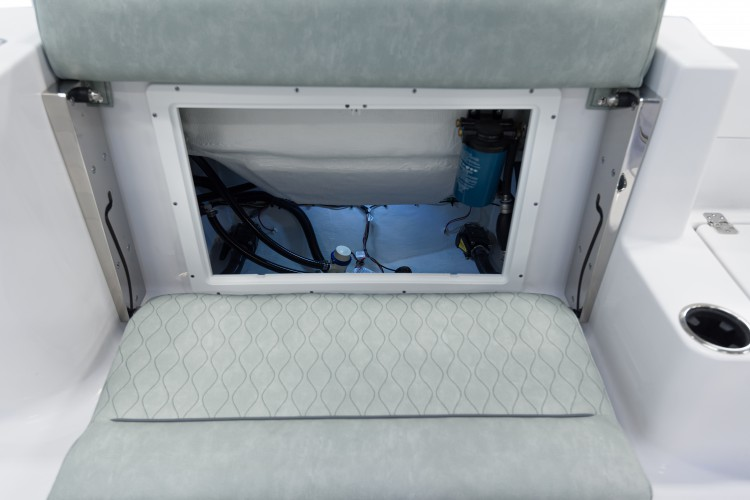 Detail image of Rear Total Access Hatch