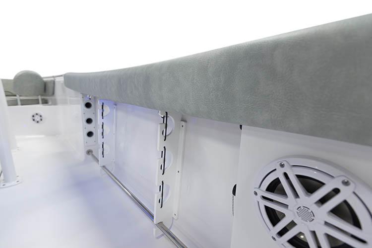 Detail image of Cockpit Bolsters