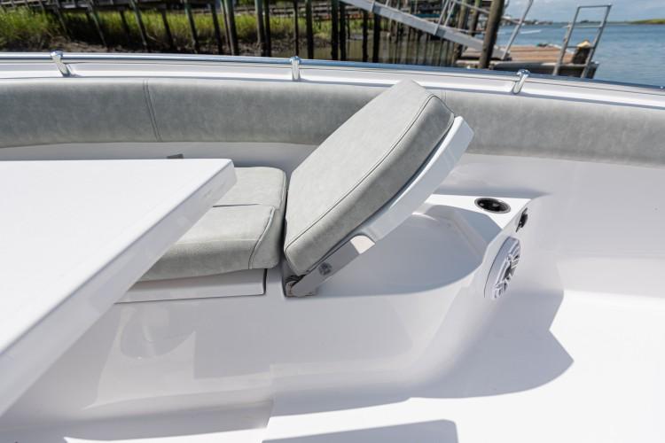 Detail image of Adjustable Bow Backrests