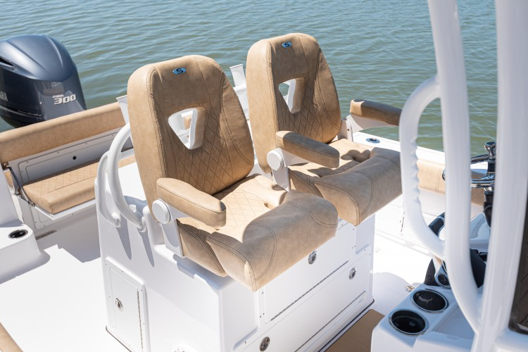 Detail image of Premium Adjustable Captain's Chairs