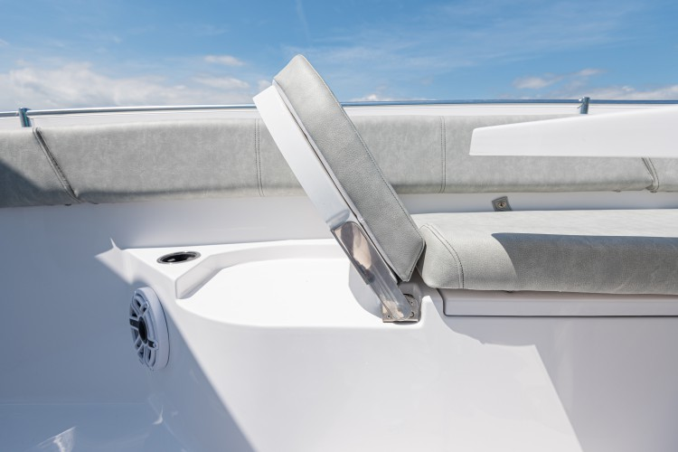 Detail image of Adjustable Bow Backrests