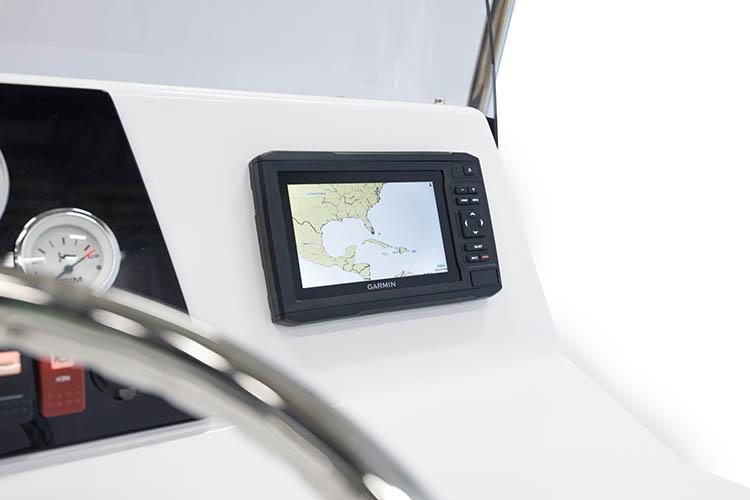 """Detail image of Garmin ECHOMAP® Plus 64cv MFD 6"""""""
