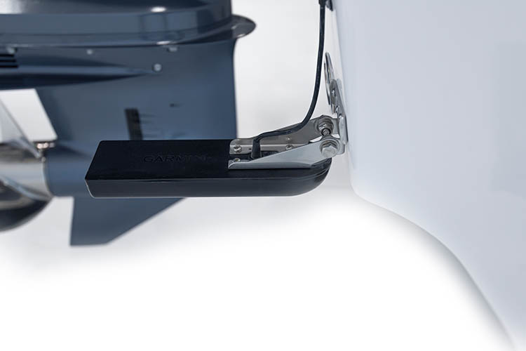 Detail image of Garmin GT23 Transom CHIRP Transducer