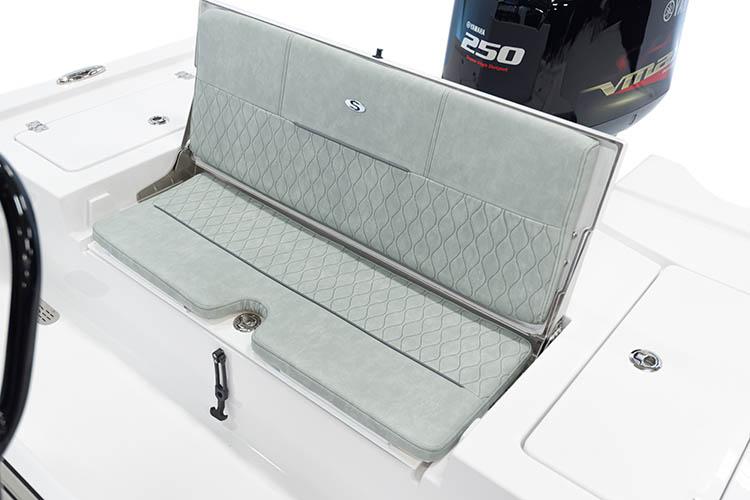 Detail image of Rear Fold Up Bench Seat