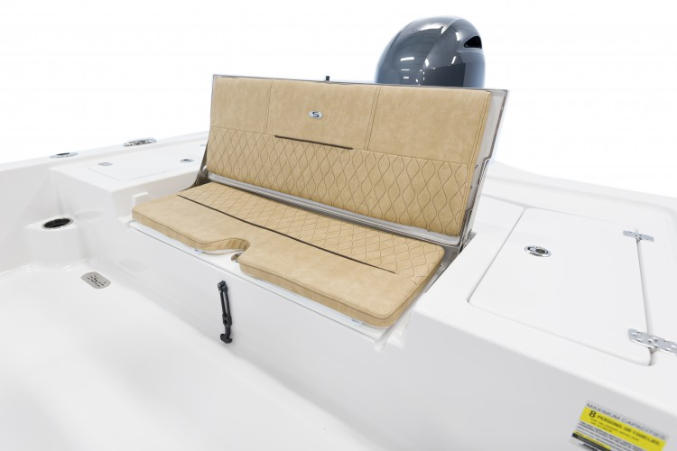 Detail image of Rear Fold Up Bench Seat