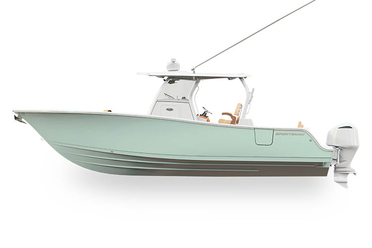 Image for Open 302 Center Console